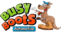 Busy Boots Logo